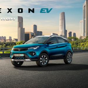 Tata Motor's electric vehicle
